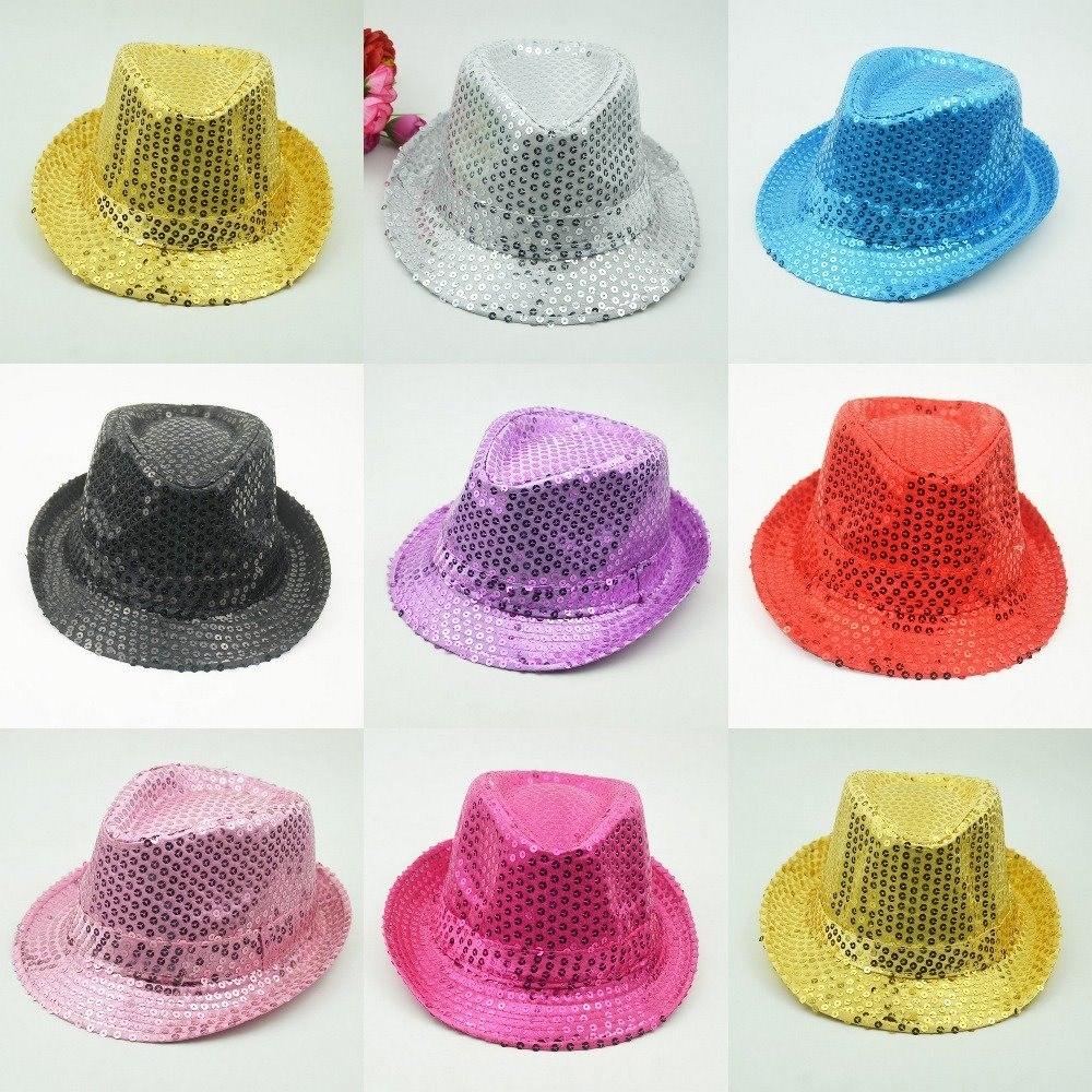 sombrero luminoso michel jackson fiesta fedora luz batucada. Cargando zoom. c82372f2e6e