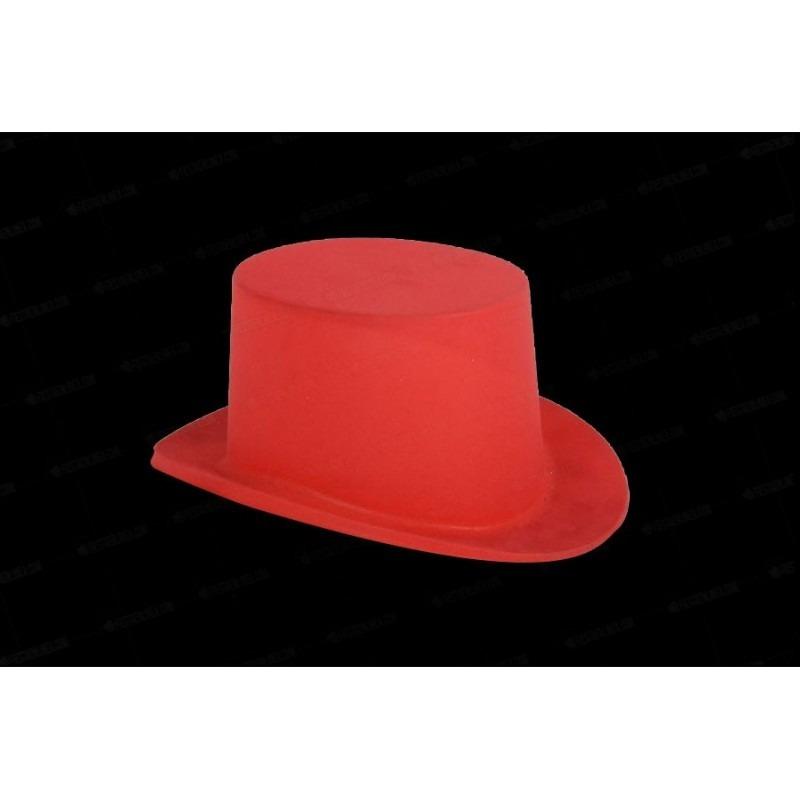 Sombrero Mago Rojo Disfraces Fiesta Accesorios Mago -   4.900 en ... e3a9ad1c02c