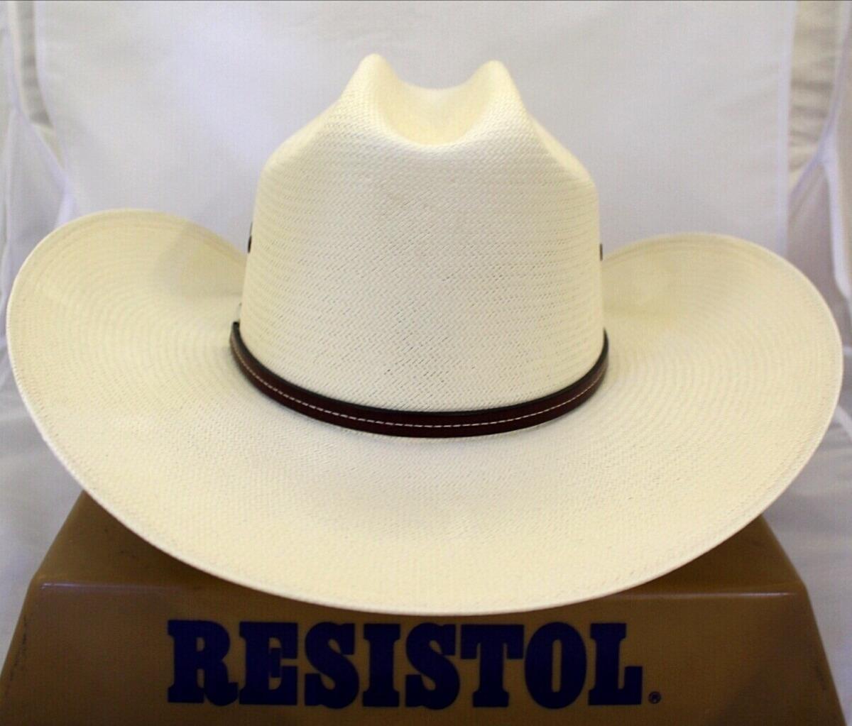 sombrero marca resistol papel arroz modelo 1. Cargando zoom. 6f46e14f582