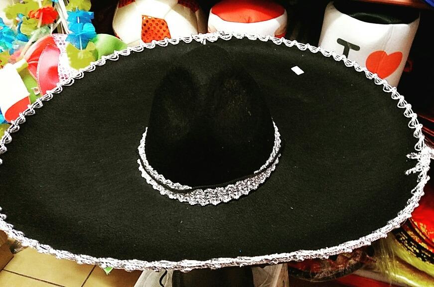 sombrero mexicano gorro mexico fiestas cotillon funbren. Cargando zoom. 346b8e311ab