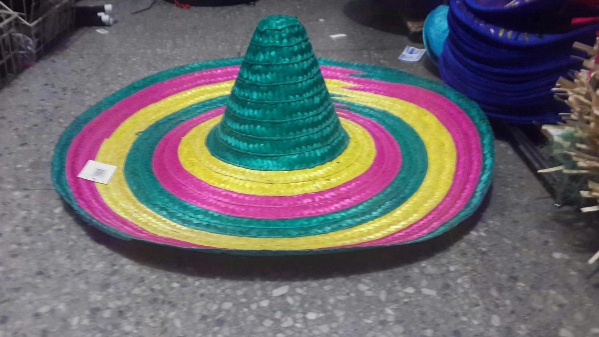 sombrero mexicano grande cotillon. Cargando zoom. 92d43c49d70