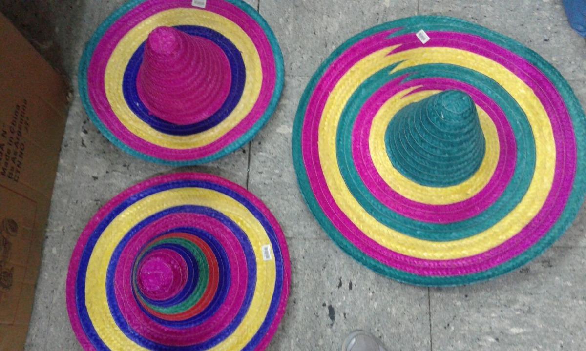 sombrero mexicano grande cotillon. Cargando zoom. 5615f4e804e
