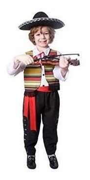 sombrero mexicano infantil. sombrero mariachi para niña/o.
