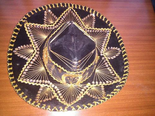 sombrero mexicano mariachi charro de niños