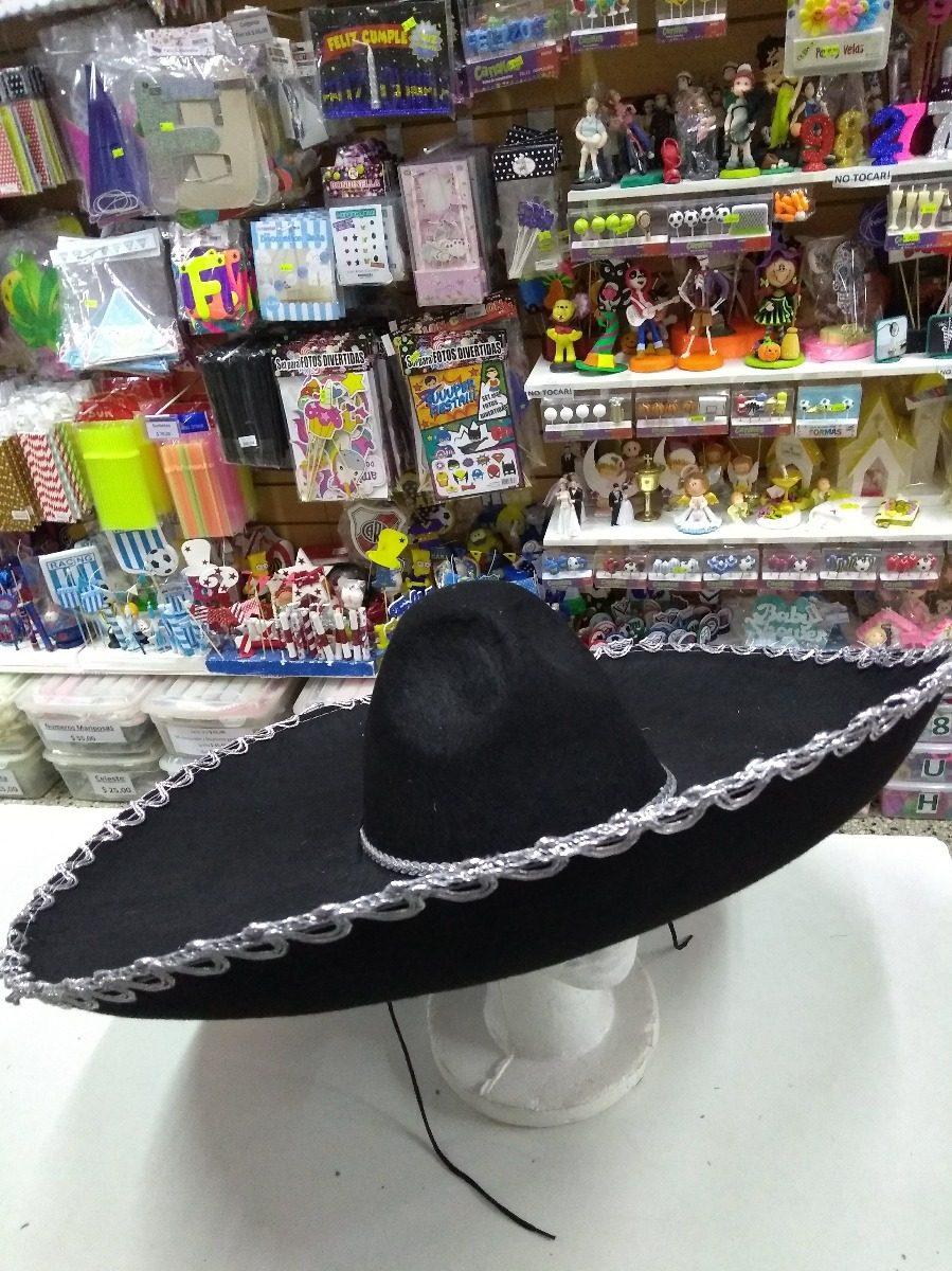 sombrero mexicano mariachi cotillon disfraz. Cargando zoom. c7ec6507481