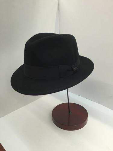 sombrero milano fieltro lana bigalli