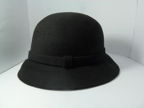 sombrero mujer años 20- envío gratis