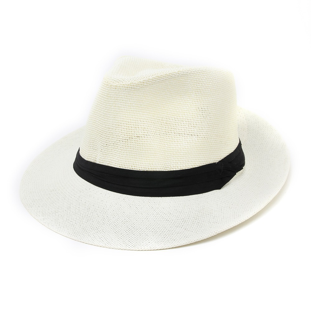Sombrero Mujer Estilo Panama Sol Verano Playa -   560 7543fddde866