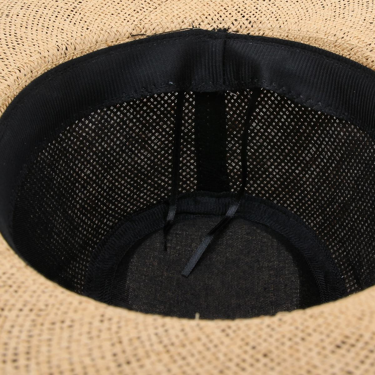 Sombrero Mujer Estilo Panama Varios Colores Sol Verano Playa -   565 ... ff5c8a08d012