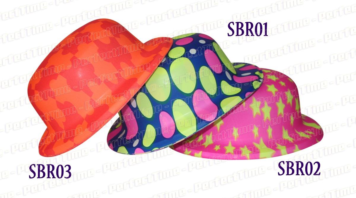 Sombrero Neón Fantasía Artículos Para Fiestas -   38.00 en Mercado Libre 9df8c1f3d3c