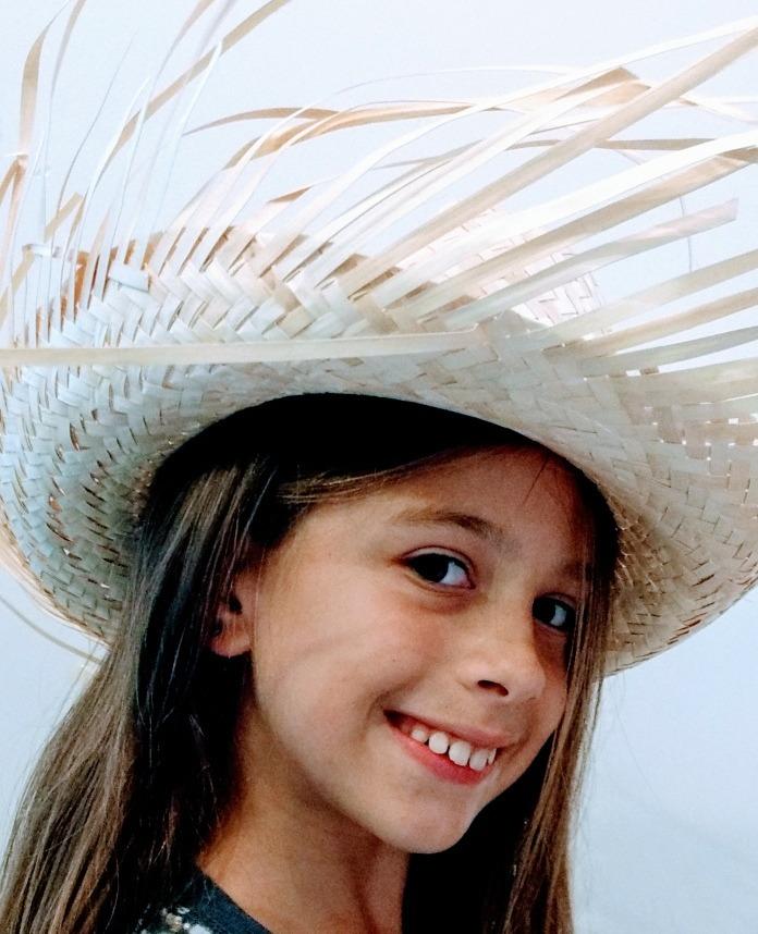 55d6492f0eddd sombrero paja campesino desflecado unisex infantil adulto. Cargando zoom.