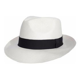 Sombrero Paja Toquilla Ecuador - 50 - La Sombra Del Arrabal