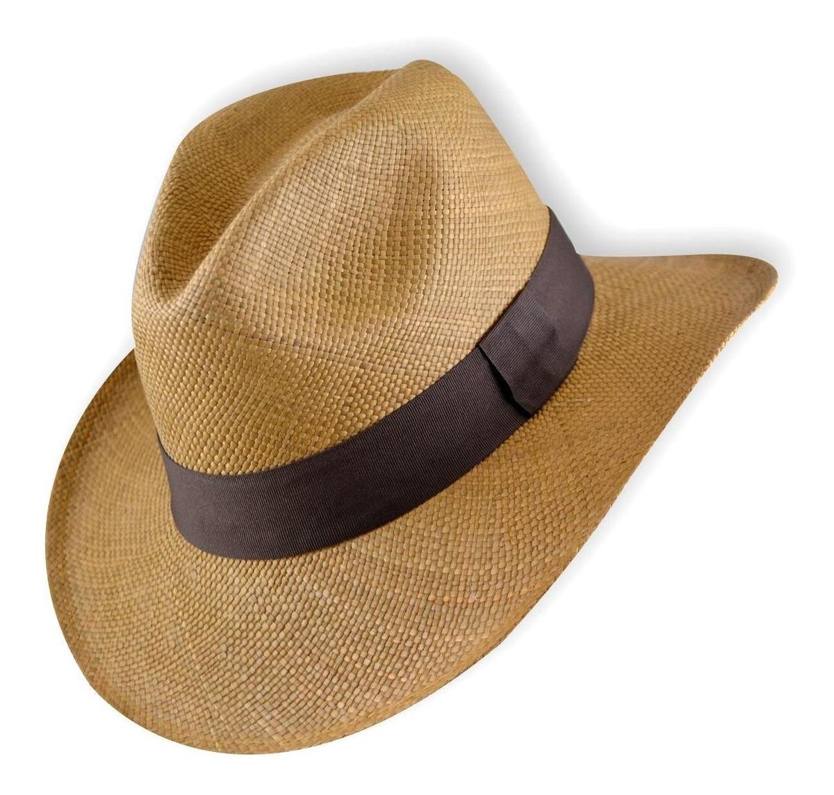 fecha de lanzamiento: online aquí diseño exquisito Sombrero Panama De Jipijapa Unisex Palma Toquilla Ecuador
