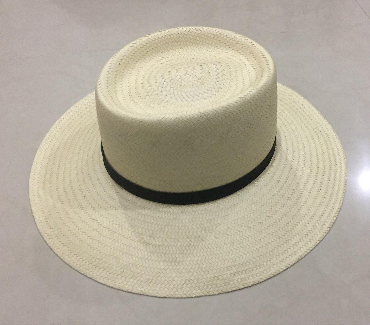 737d9c17dee38 sombrero panamá de palma hecho a mano ala 8 cm yucateco. Cargando zoom.
