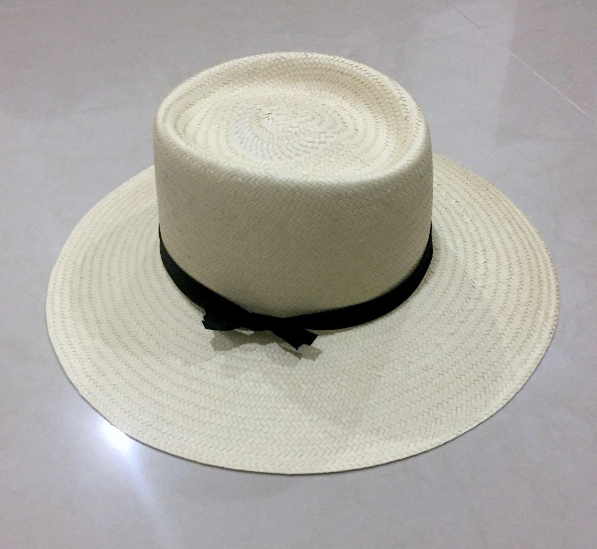 1684d2f36a1c7 Sombrero Panamá Hat De Palma Hecho A Mano Yucateco -   550.00 en ...