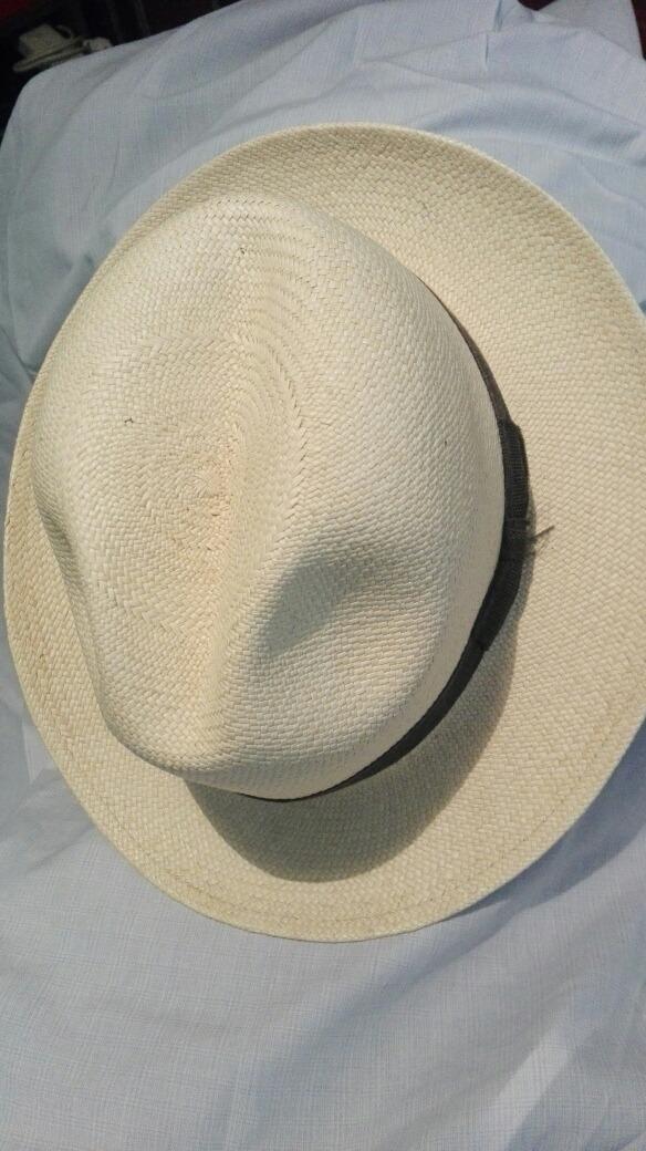 Sombrero Panamá Legítimo 656f3536f3b