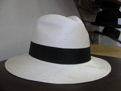 sombrero panamá original