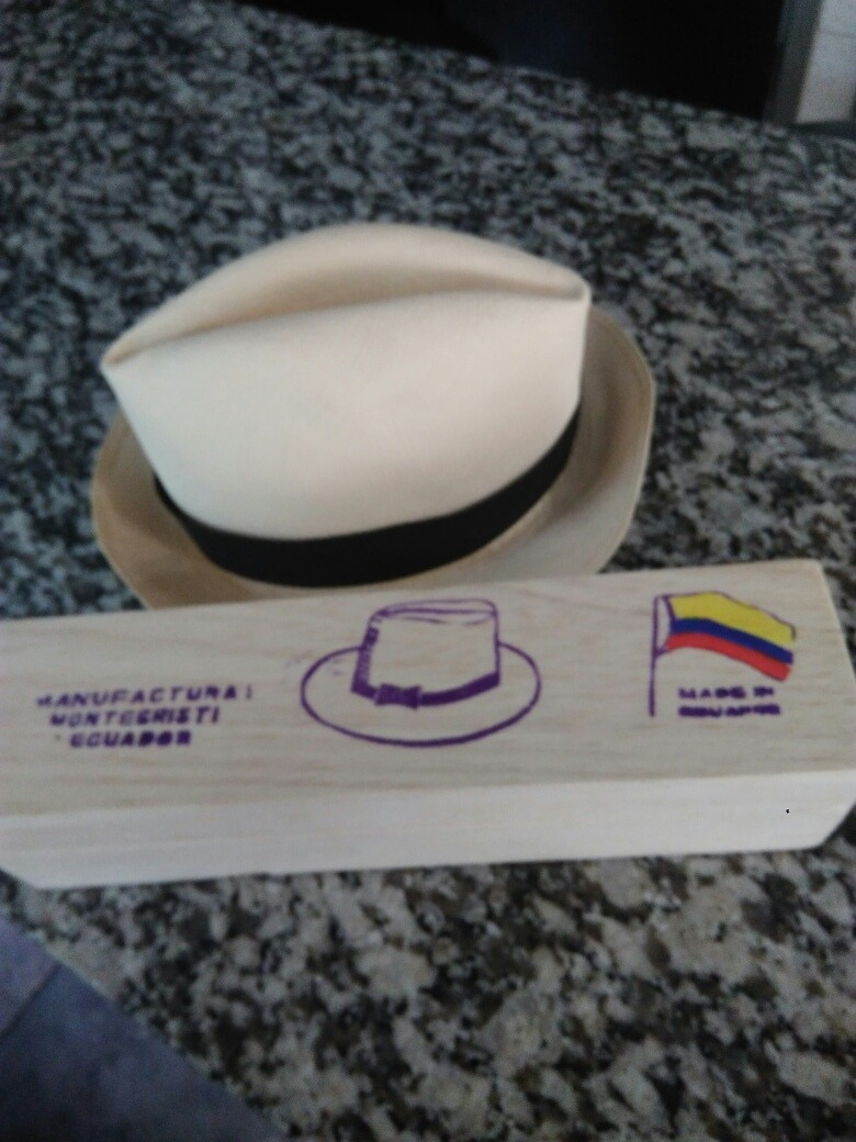 sombrero panamá original de ecuador. Cargando zoom. 94fcda2ccde