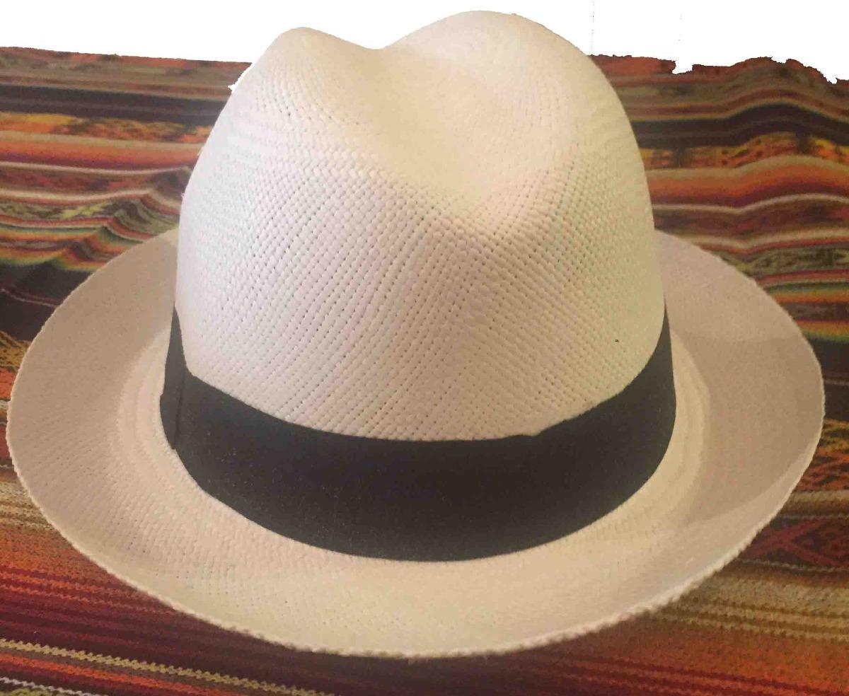 sombrero panama original ecuador paja toquilla en caja. Cargando zoom. 77270058db0