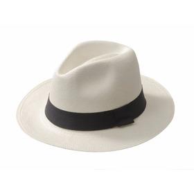 Sombrero Panamá Original Paja Toquilla Ecuatoriana