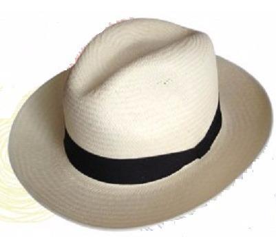 sombrero panama tipo aguadeño fino tradicional original