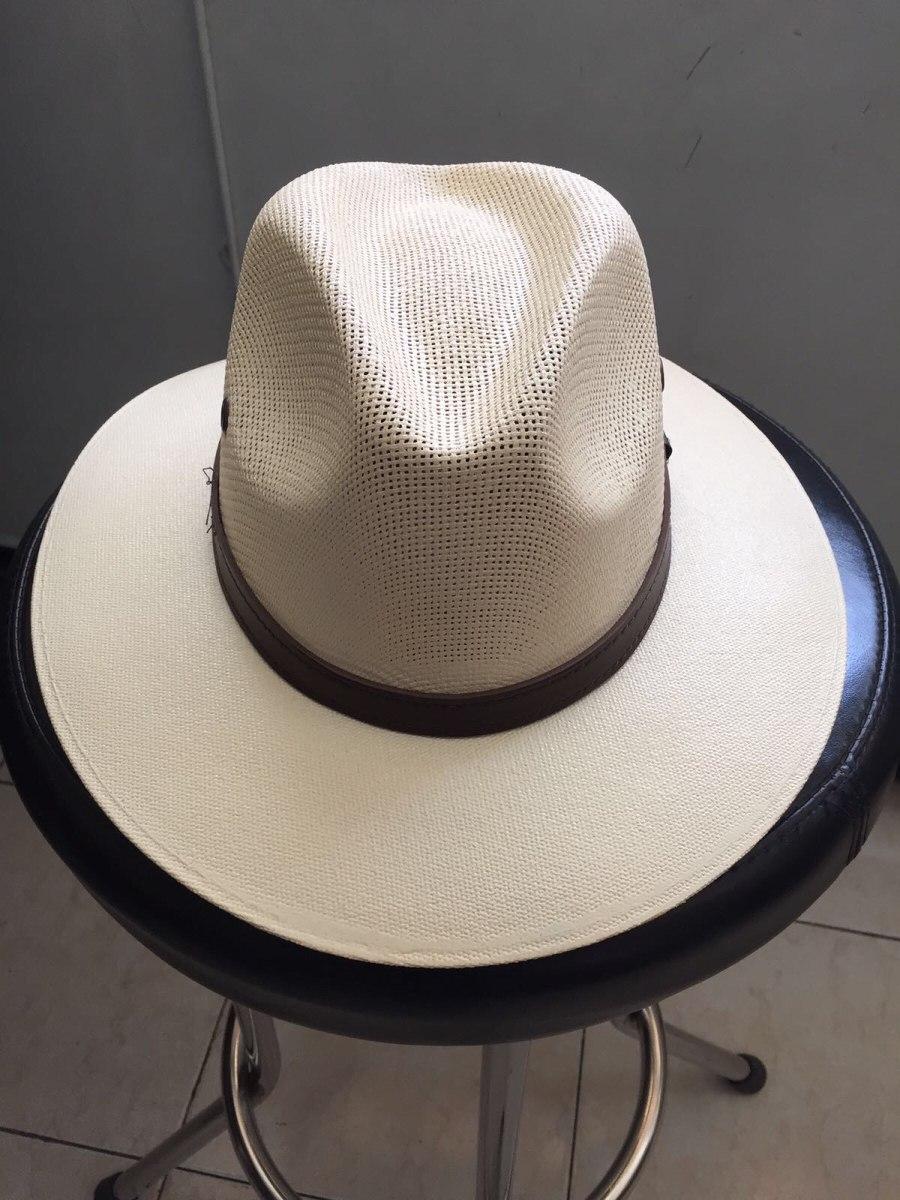 b813af7e05292 Sombrero Panameño Panama Hat Hilo Pintado -   550.00 en Mercado Libre