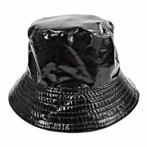7b5cdfaa6f3bd Sombrero Para La Lluvia Tipo Charol -   390