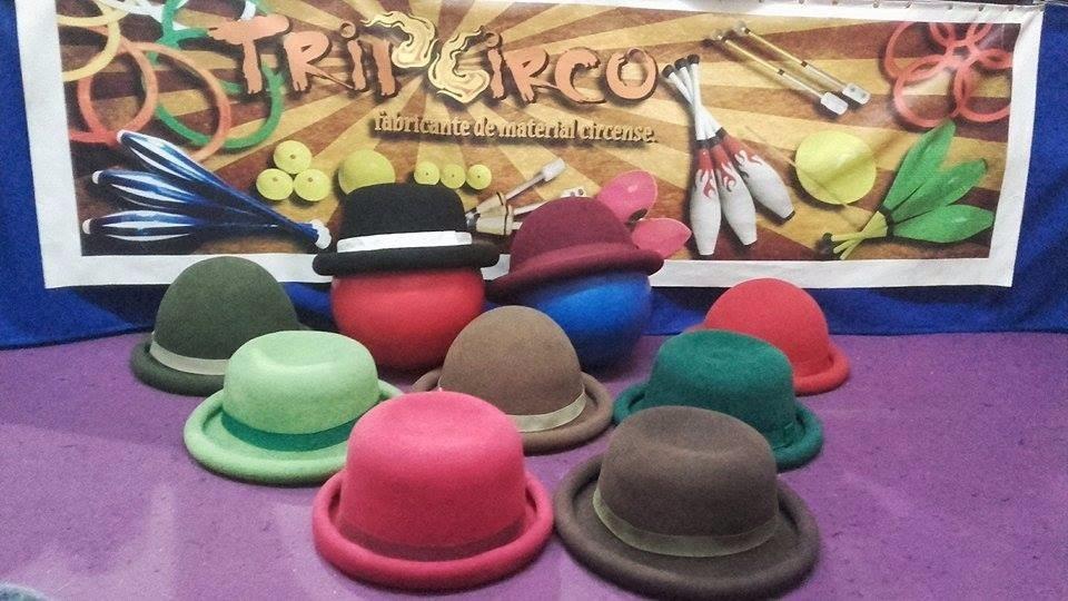 238015269701d Sombrero Para Manipulación Y Malabares - Tripcirco -   2.435