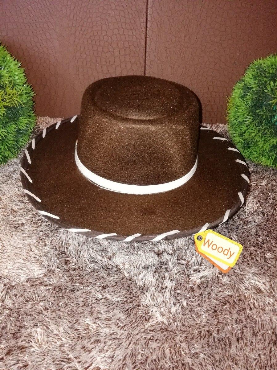 27488f60eeb0f Sombrero Para Niño Woody Toy Story -   130.00 en Mercado Libre