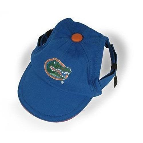sombrero para perro cap - universidad de la florida x