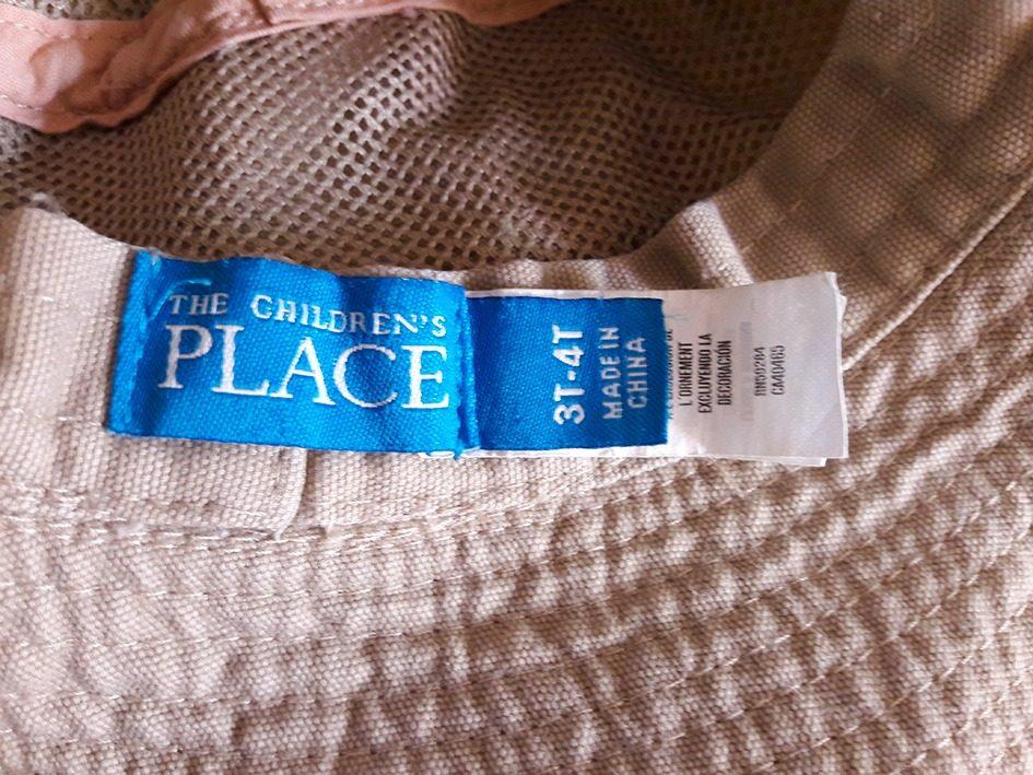 7351cb3ee2 Sombrero Para Sol Para Niño Marca The Children's Place - $ 120.00 en ...