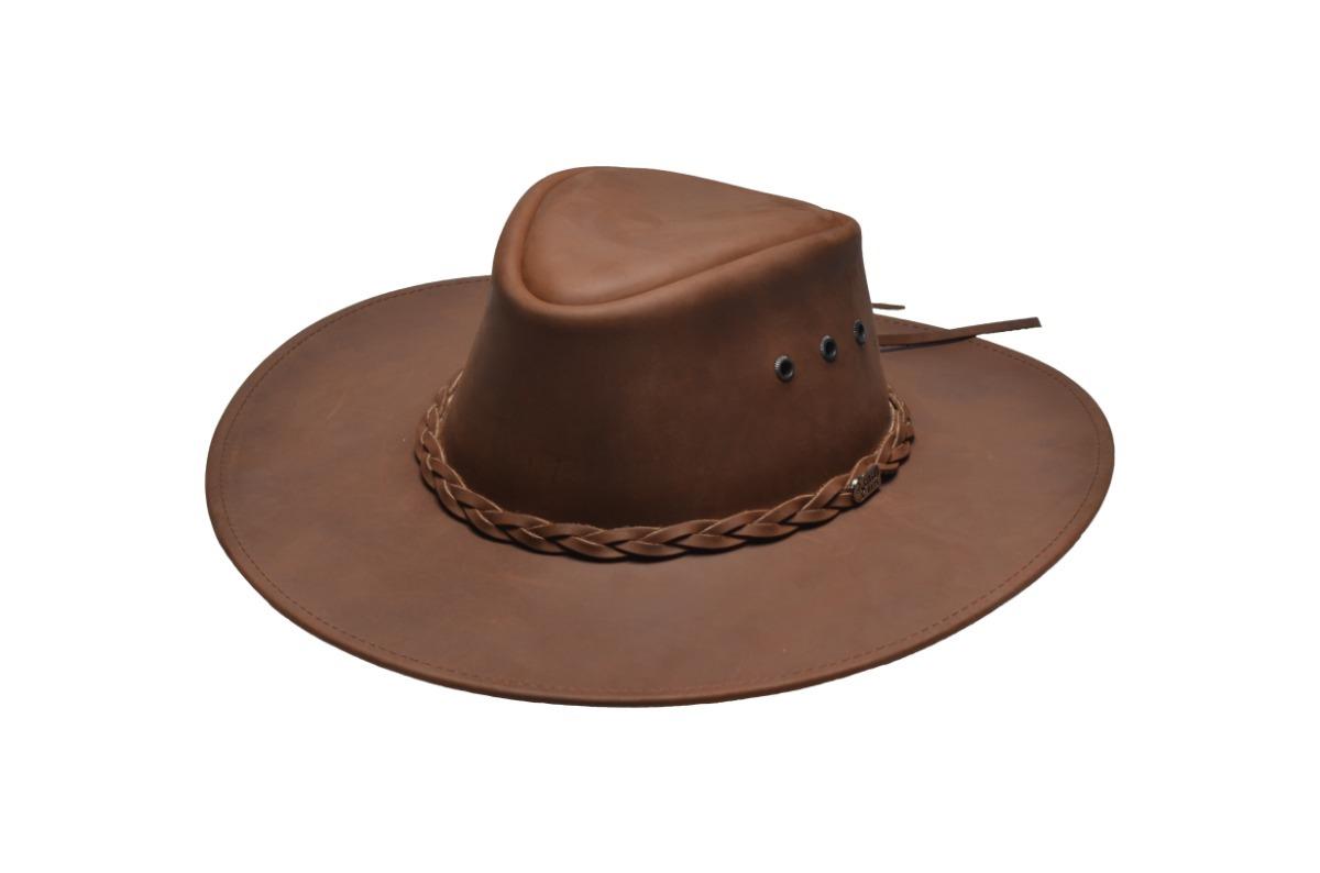 5d9084bdaa1b1 Sombrero Piel Aceitado