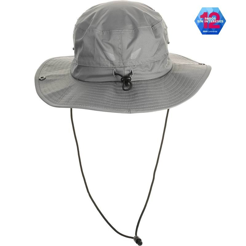 sombrero quechua trekking forclaz trekk 900 impermeable gris. Cargando zoom. 87619a3da34