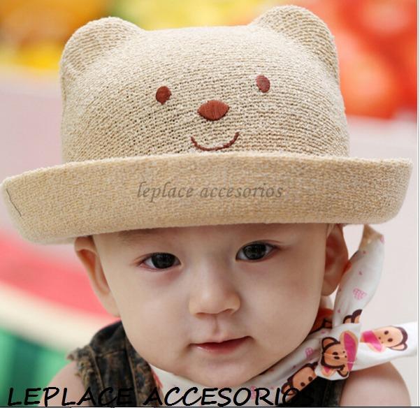 088daba20da3c Sombrero Regalo Baby Animal Orejas Gato Kawaii Gorro Cute -   175