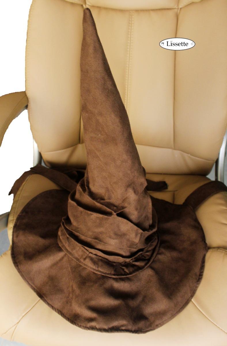 sombrero seleccionador harry potter gorro gryffindor hogwart. Cargando zoom. 4d5d9b43e51