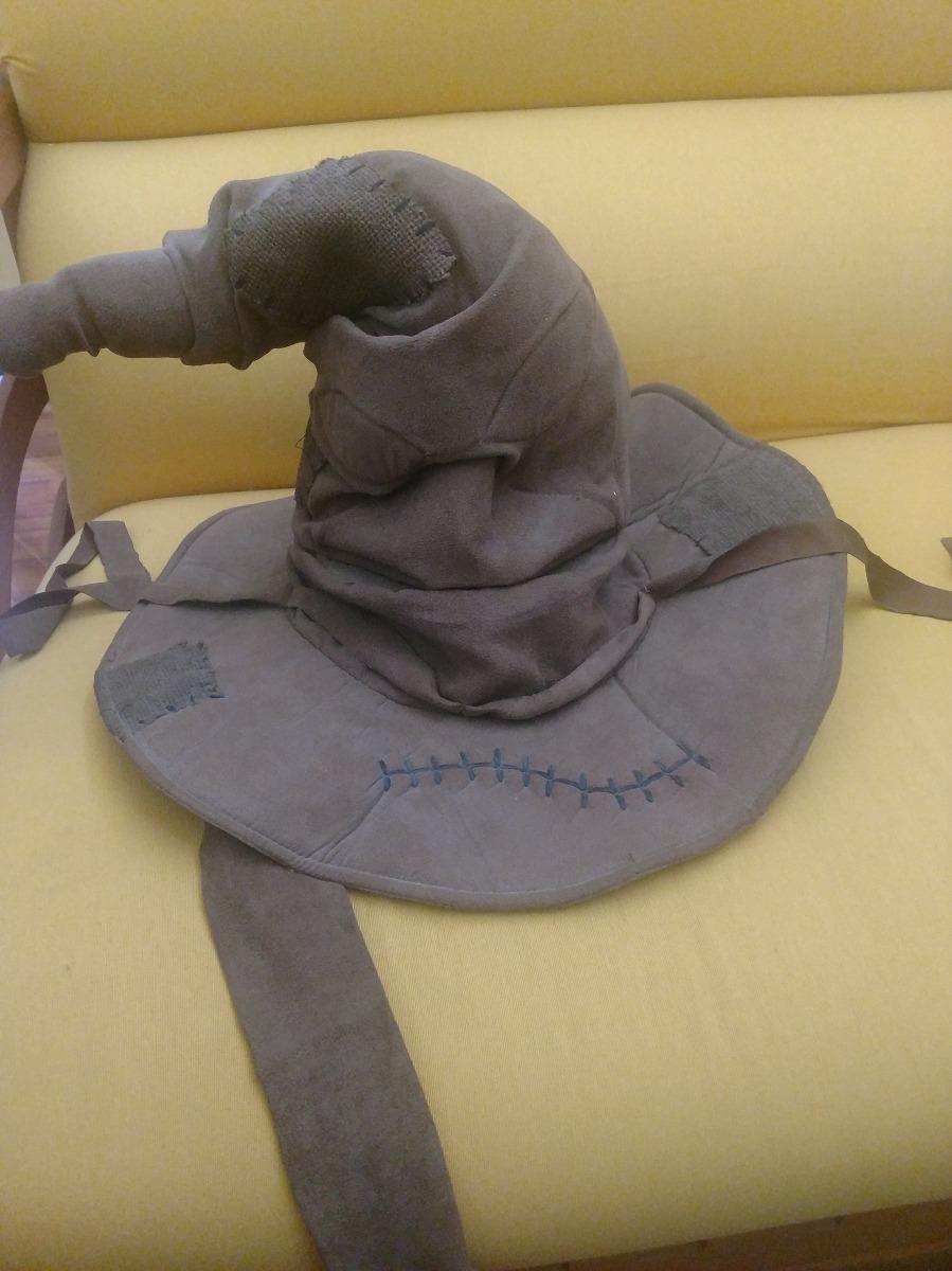 sombrero seleccionador harry potter parlante. Cargando zoom. 6394b3d4f81