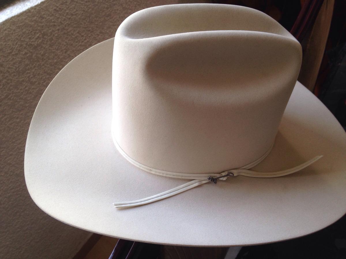 Cargando zoom... sombrero stetson de pelo con registro americano ... 8678b64b4ba