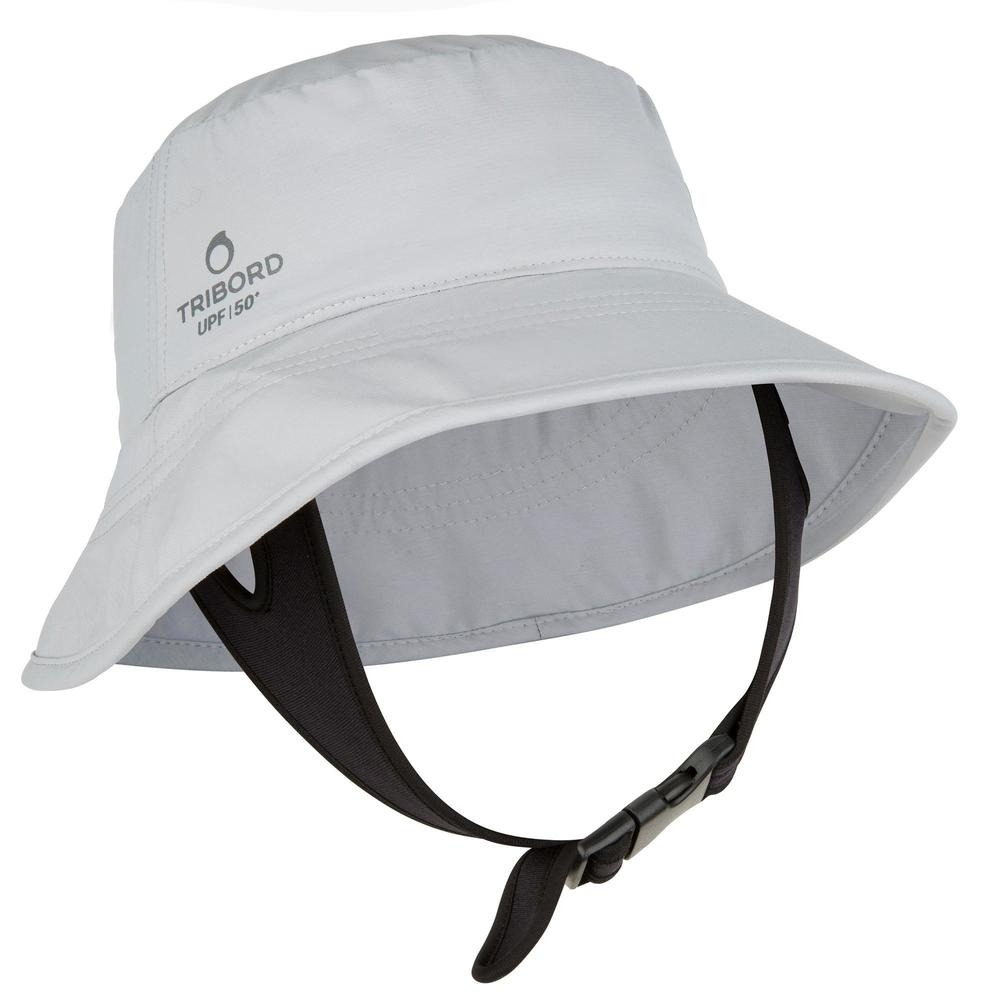 sombrero surf anti-uv adulto gris. Cargando zoom. 7b36ee57b0f