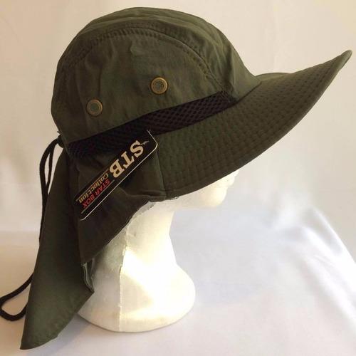 sombrero tactico campismo caza camuflaje enviogratis colores