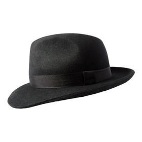 Sombrero Tango Fieltro De Lana  S007 La Sombra Del Arrabal