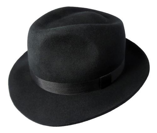 sombrero tango - fieltro de lana