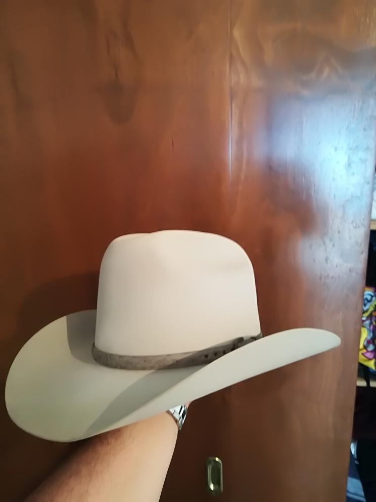 db845191c6dde sombrero texana stetson 100x el presidente medida 7 1 8. Cargando zoom.