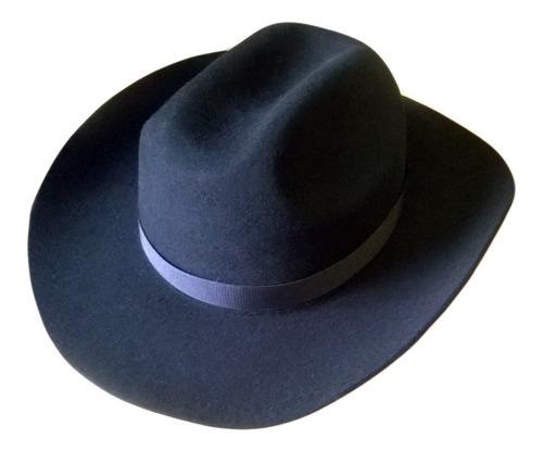 sombrero texano fieltro de lana