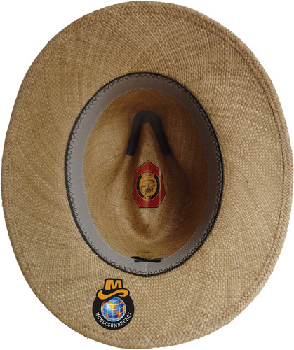 sombrero tipo aguadeño paja toquilla brisa ref.lusitano