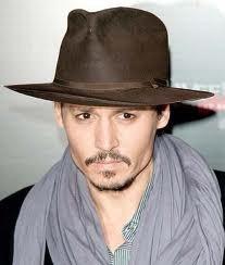 sombrero tipo australiano cuero engrasado