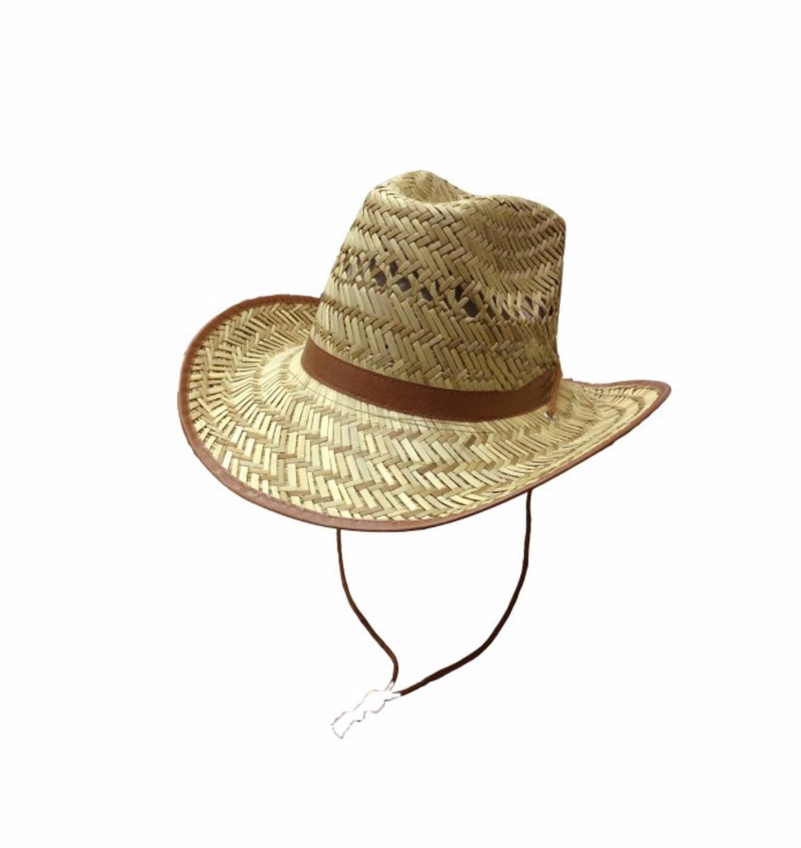5bfe3dffb3803 sombrero tipo australiano de paja. Cargando zoom.