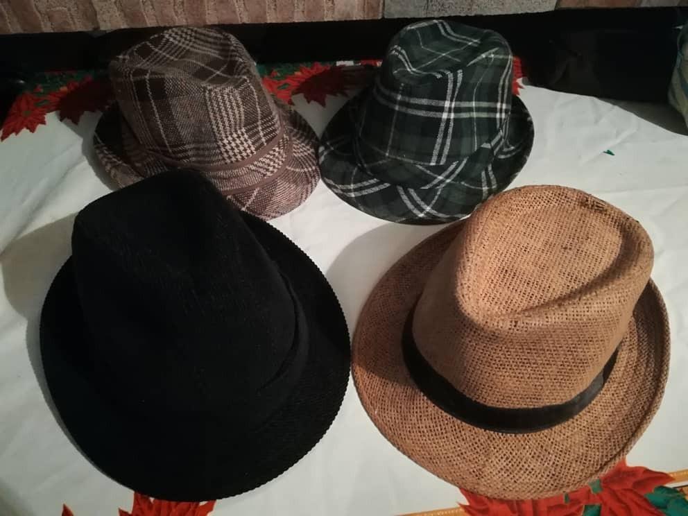 sombrero tipo borsalino marca zara (usado). Cargando zoom. ee6072ae42f