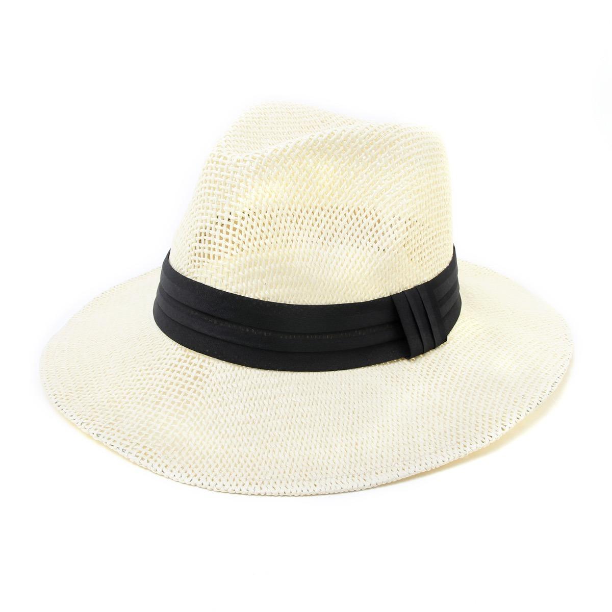 sombrero tipo panama hombre golf. Cargando zoom. fb250ac797a