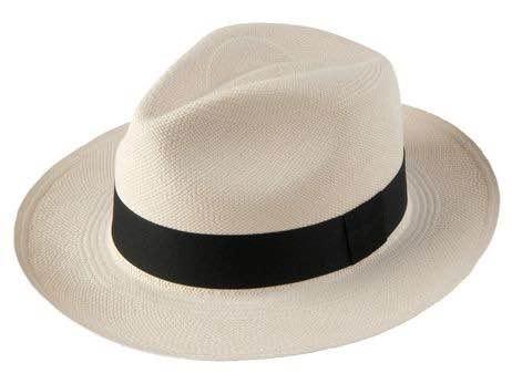 Sombrero Tipo Panama (original De Ecuador) -   950 e9fd3728f9c
