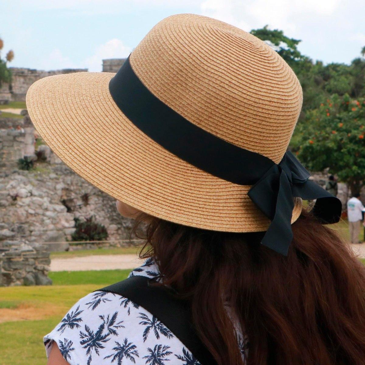 sombrero tolouse protección solar upf 50+ viaje moda playa. Cargando zoom. ea24203a861